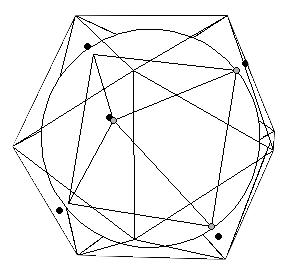 Proposed resizing of the octahedron and cube