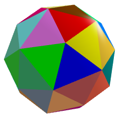3d catalan solids sacred geometry